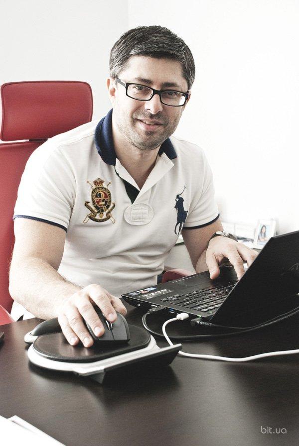 Алекс Луцкий, соучредитель и генеральный директор Innovecs
