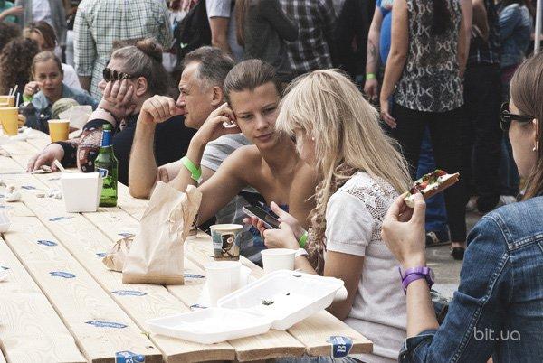 Репортаж: уличная еда - первый киевский фестиваль поп-ап ресторанов