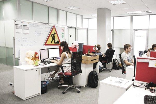 Team Style - команда американской IT-компании Innovecs