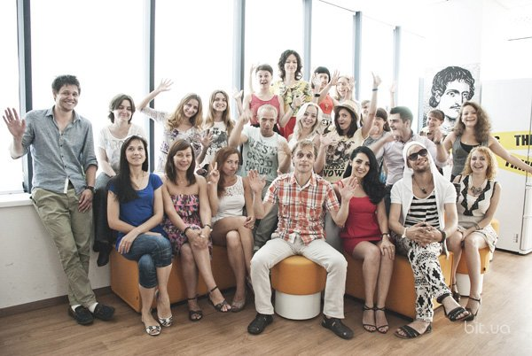 Team Style - команда Cheil Ukraine