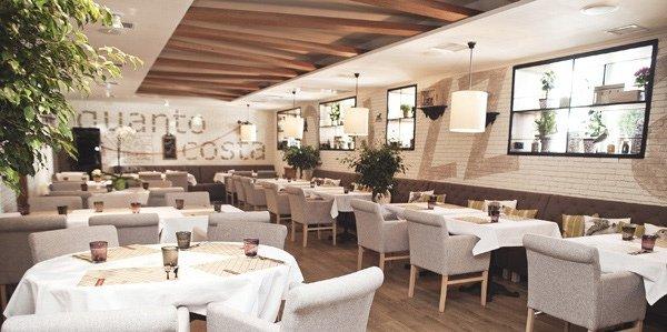 Новое заведение: доступно и по-итальянски вкусно - Кванто Коста