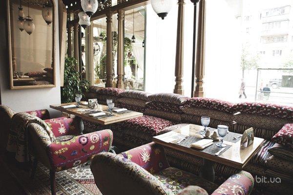 узбекский ресторан и чайхона ESHAK
