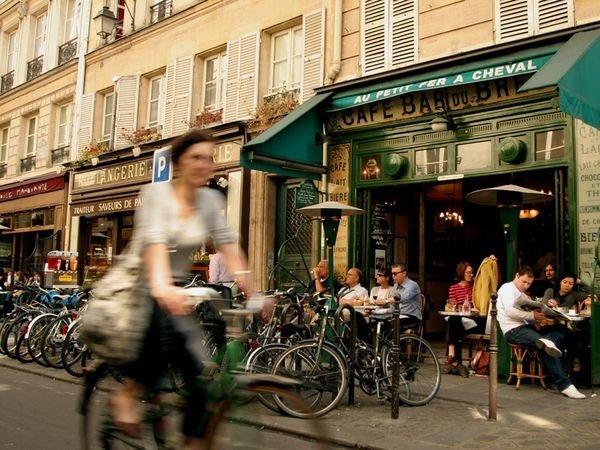 Как завтракают в разных странах мира: Франция