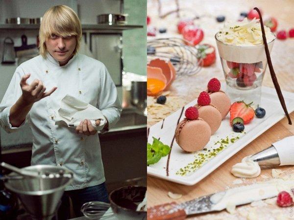 Food-фото: проект Food & Chef Александра Сляднева