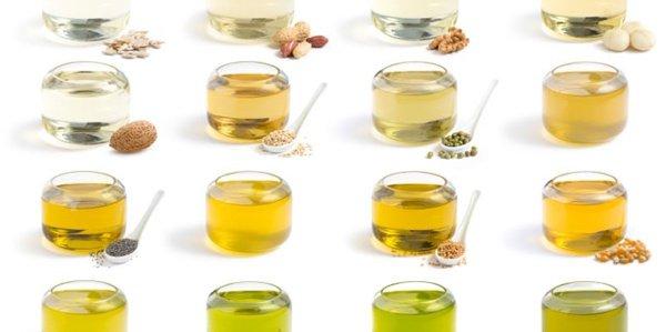 5 вкусных и небанальных растительных масел