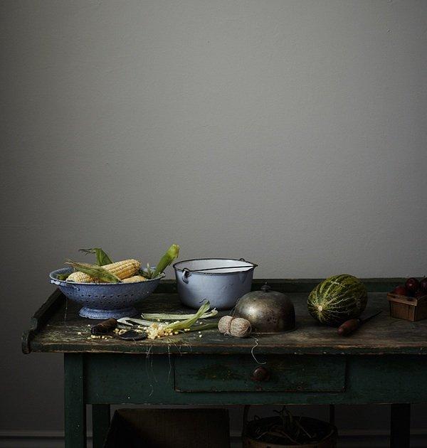 Food-фото: 7 ложек Тары О'Брэйди