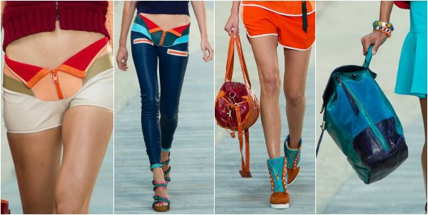 Tommy Hilfiger весна-лето 2014 на New York Fashion Week