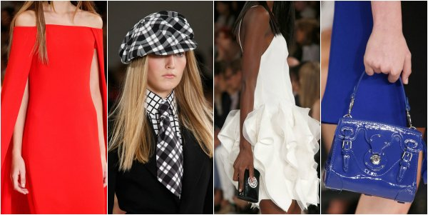 Ralph Lauren весна-лето 2014 на New York Fashion Week