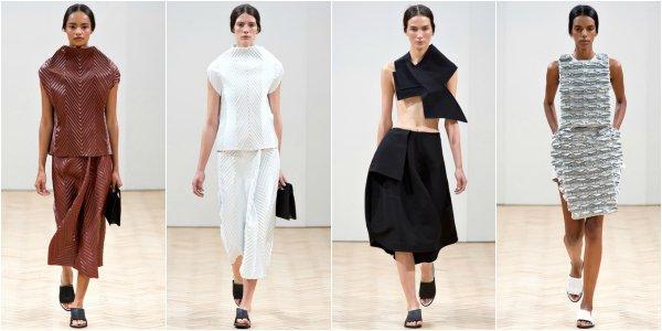 J.W. Anderson весна-лето 2014 на London Fashion Week