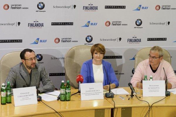 Анонсная пресс-конференция и расписание 33-й Ukrainian Fashion Week