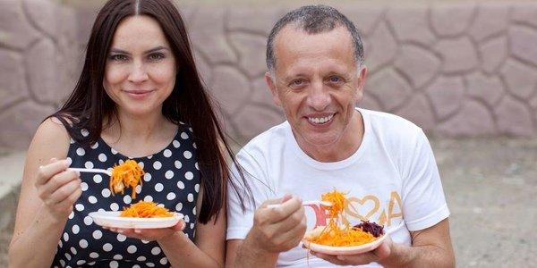 Савелий Либкин представил книгу «Моя одесская кухня»