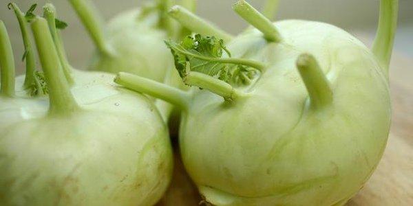 Что делать с капустой кольраби
