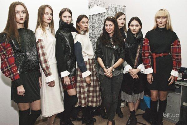 "Показ коллекции IVANOVA ""Warm"" осень-зима 2013-2014"