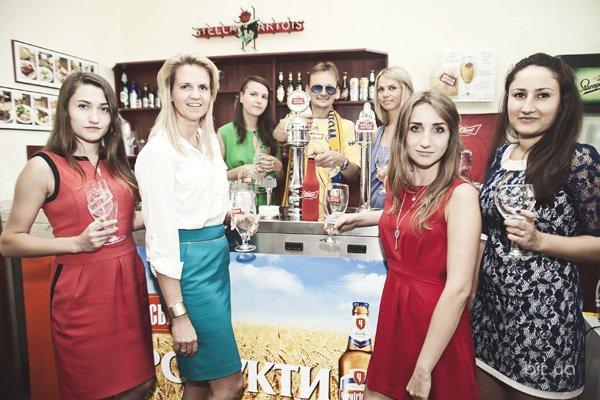 "Team Style - команда пивоваренной компании ""САН ИнБев Украина"""