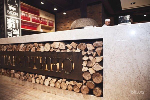 Новое заведение: пицца и стейки - Tarantino Italian&Grill на Позняках
