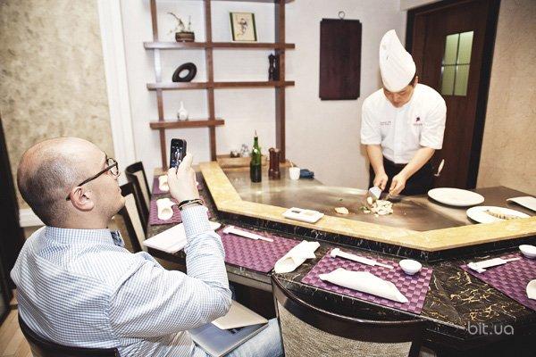 Дело вкуса: Sumosan - японский фьюжн при отеле