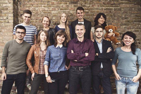 Team Style - команда международного рекламного агентства Httpool