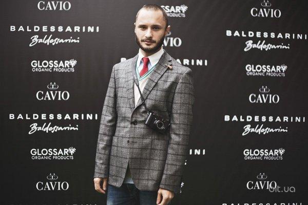 Презентация новой коллекции Military Dandy в бутике Baldessarini