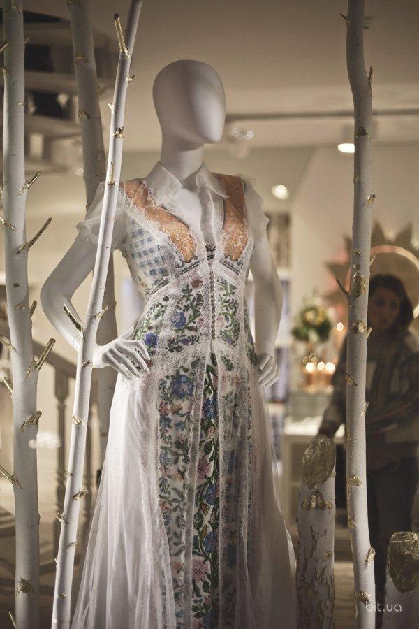 Открытие ethno-fashion store ALLAND