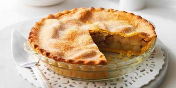 Четыре яблочных пирога