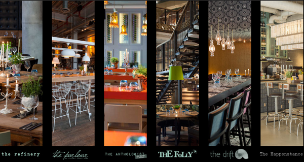 Drake & Morgan, Bar & Restaurant Group