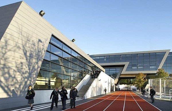Архитектура мира Заха Хадид 9 самых ярких проектов Bit Ua
