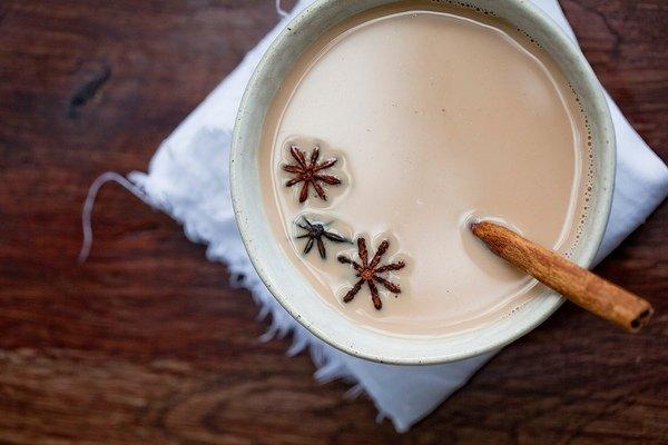 3 чая с молоком - классический, пряный и согревающий