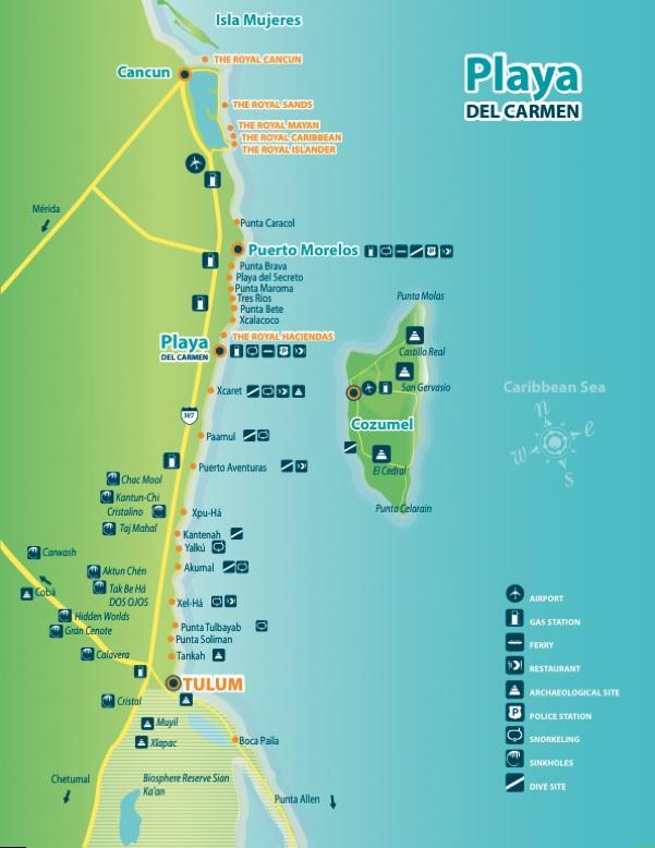 riviera-maya-map