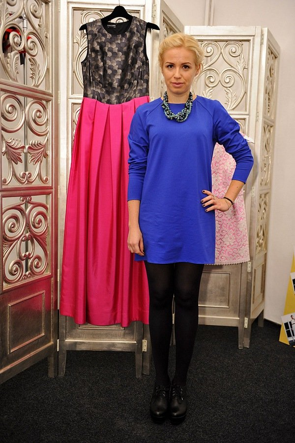 День открытых дверей в шоу-руме украинского дизайнера Elena Burba