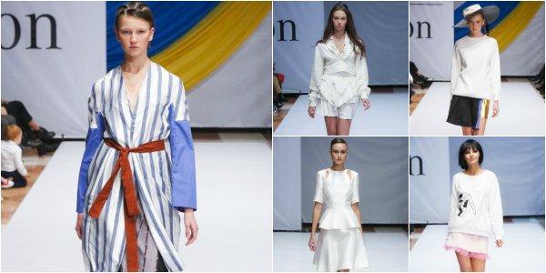 Обзор коллекций Mercedes-Benz Kiev Fashion Days весна-лето 2014