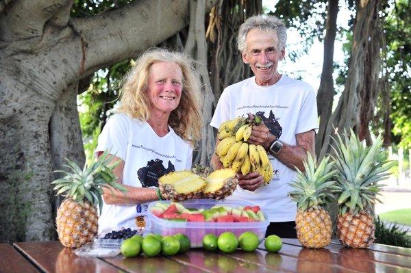 Марафонцы в возрасте: три вдохновляющие истории о еде и образе жизни