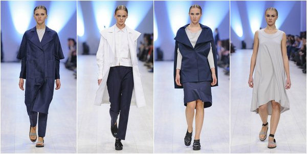 1PRZHONSKAYA весна-лето 2014 на Ukrainian Fashion Week
