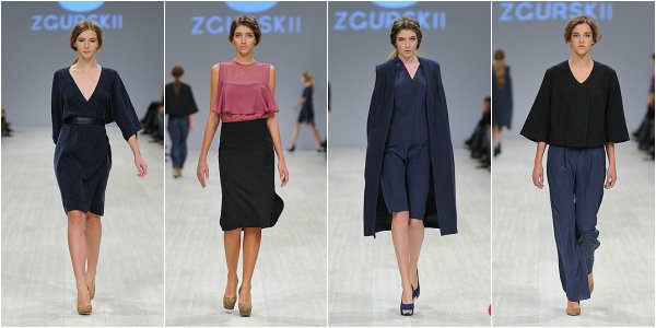New Names: ZGURSKII весна-лето 2014 на Ukrainian Fashion Week