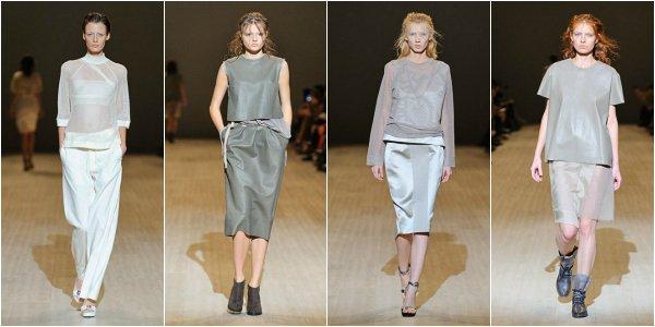 DOMANOFF весна-лето 2014 на Ukrainian Fashion Week