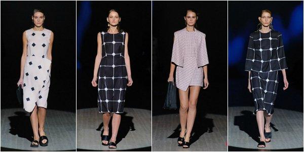 BEVZA весна-лето 2014 на Ukrainian Fashion Week