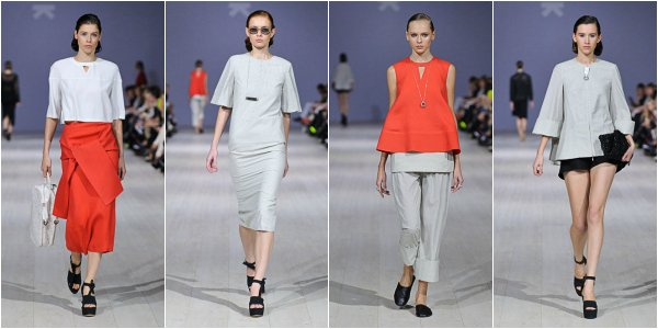 KAMENSKAKONONOVA весна-лето 2014 на Ukrainian Fashion Week