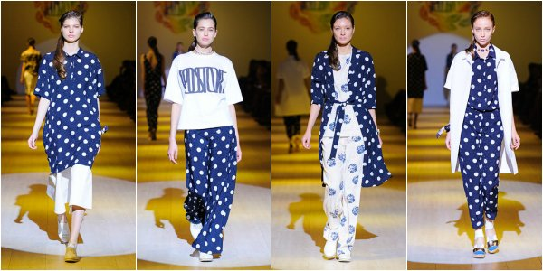 POUSTOVIT весна-лето 2014 на Ukrainian Fashion Week