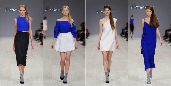Ksenia KIREEVA весна-лето 2014 на Ukrainian Fashion Week