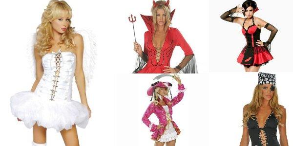 Костюмы на Хэллоуин: где взять и сколько это стоит?