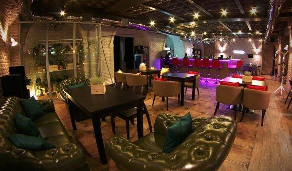 Новое место - ресторан «Теплица»