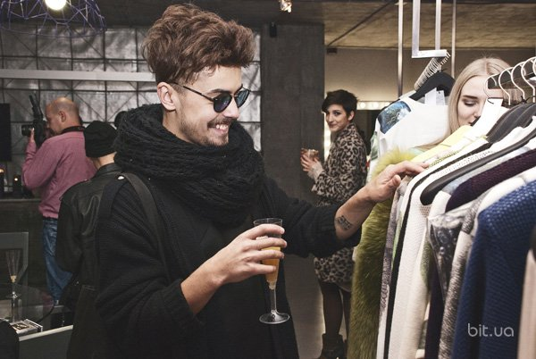 Fashion Night Out в L'UVE Store