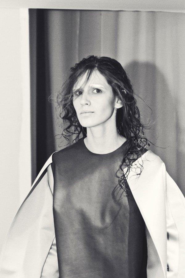 Бекстейдж Ukrainian Fashion Week