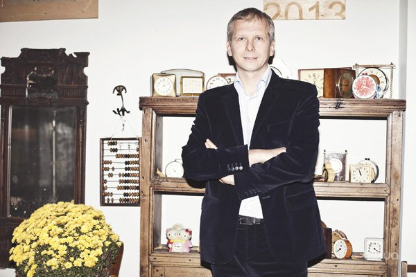 Personal Style - Андрей Колодюк, основатель проекта Divan.TV