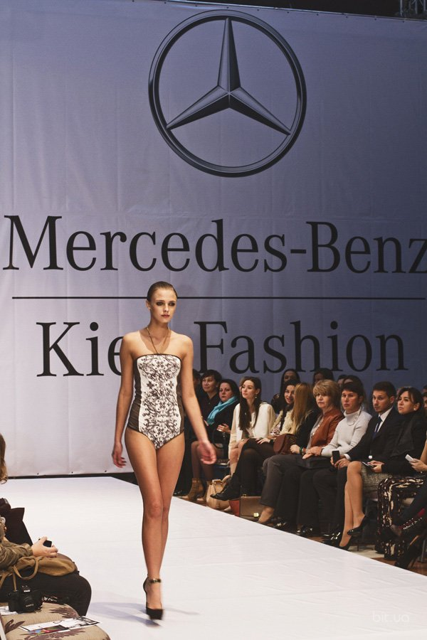 Mercedes-Benz Kiev Fashion Days весна-лето 2014
