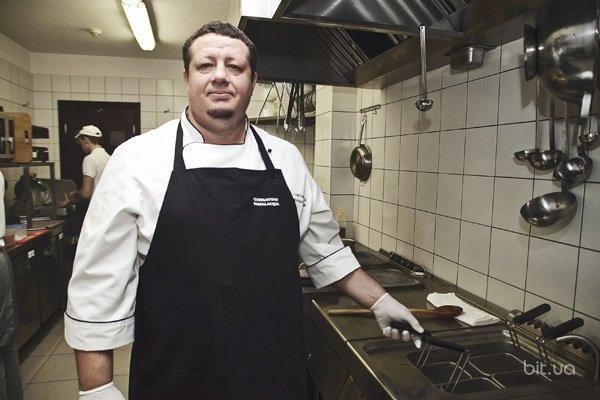 Мастер-класс от шефа: тальятелле с трюфелями Костантино Пассалаква
