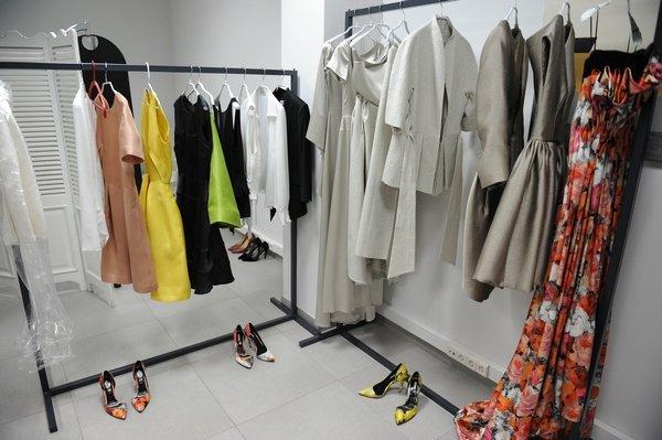 День открытых дверей в шоу-руме украинского дизайнера Elena Reva