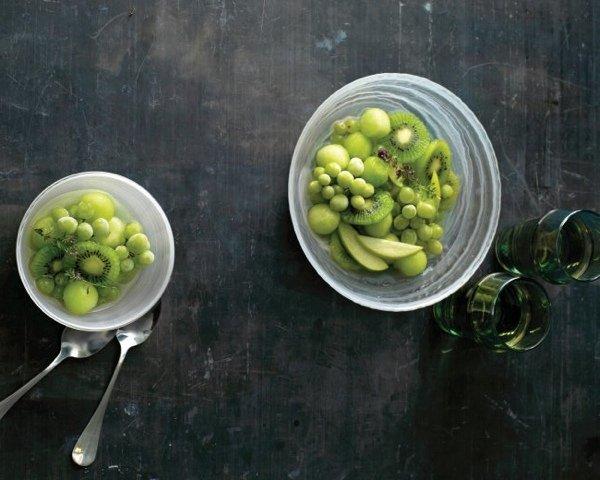 7 осенних идей с виноградом