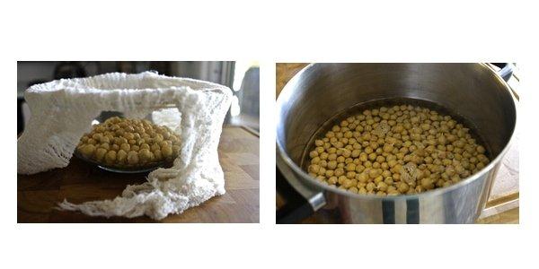 Как приготовить хумус (по шагам)
