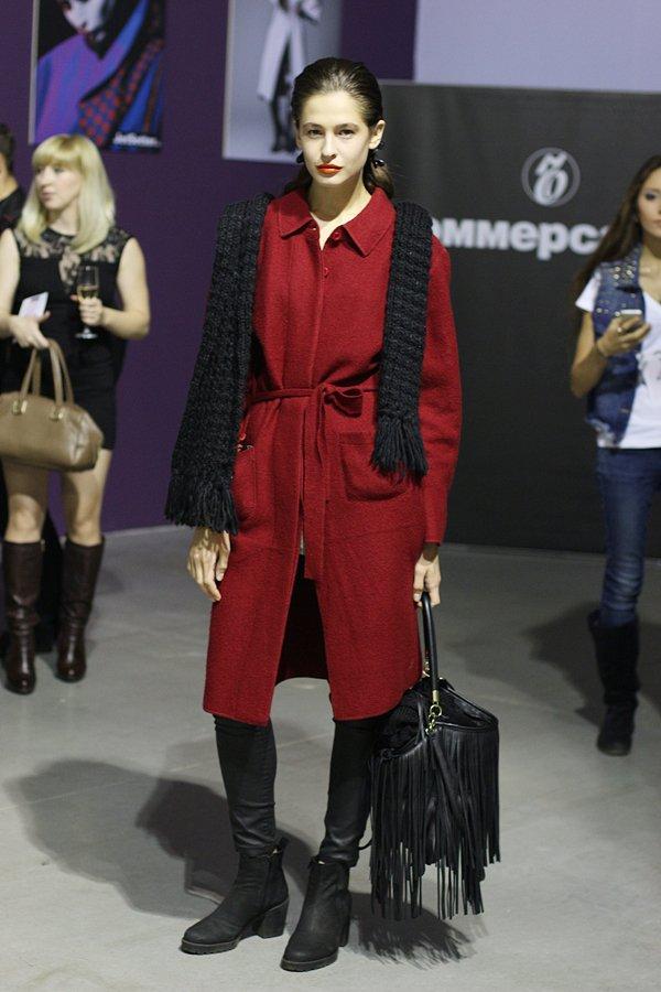 Street-style третьего дня Ukrainian Fashion Week 2013