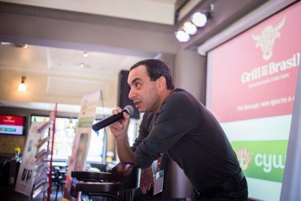РестоТренд: Геннадий Медведев (Мировая Карта, СушиЯ, Будда Бар, Grill do Brasil): «Задача ресторатора - создать привычку, на которую гость отреагирует гормоном счастья»
